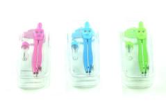מחוגת פלסטיק עם עופרת 2 מ``מ