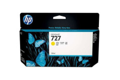דיו למדפסת (HP 727 130-ml Yellow DesignJet Ink (B3P21A