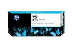 דיו למדפסת (HP 727 130-ml Matte Black DesignJet Ink (B3P22A