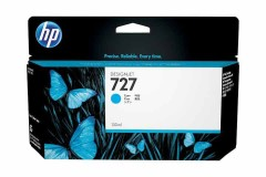 דיו למדפסת (HP 727 130-ml Cyan DesignJet Ink (B3P19A
