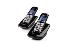 טלפון אלחוטי דיגיטלי Motorola S3002+שלוחה