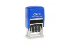 חותמת תאריכון -  - אנגלית COLOP Printer S120