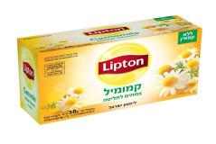תה צמחים ליפטון - חליטת תה קמומיל ליפטון