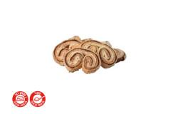 עוגיות אוזניים קינמון - אנטקוביץ`