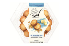 עוגיות לחמי חמאה צרפתית - סוכר חום 200 גרם