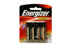 סט 8 סוללות אלקליין AA-Energizer LR6