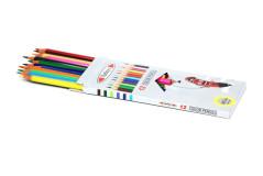 סט 12 עפרונות צבעוניים -TODAY`S HEX