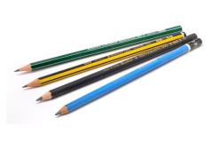 עפרון שרטוט 8B