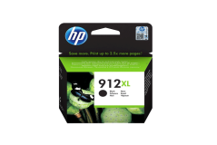 ראש דיו שחור מקורי HP 912XL 3YL84AE