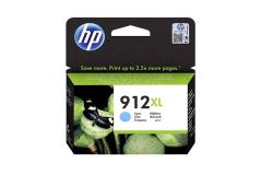 ראש דיו ציאן מקורי HP 912XL 3YL81AE