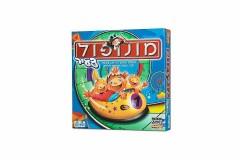 מונופול צעיר - משחק קופסא