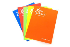 מחברות צבעוניות 40 דף - 10 שורות