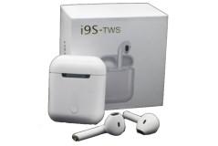 אוזניות Bluetooth סטריאו TWS אלחוטיות נטענות עם מיקרופון מובנה