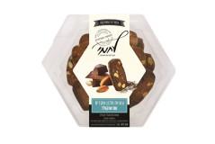 עוגיות לחמי מלבן שקדים שוקולד 200 גרם
