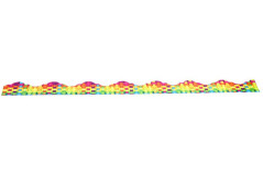 פסי קסם - פסי קישוט ללוחות תוכן - צבעי הקשת