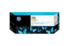 מילוי דיו מקורי HP 772 Yellow CN630A