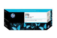 מילוי דיו מקורי HP 772 Light Cyan CN632A
