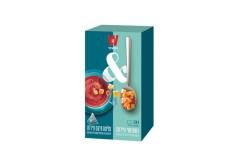 חליטת מיקס פירות + נשנושי פירות ויסוצקי