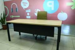 שולחן משרדי רוחב 180 ס``מ  Moto Ps כולל הרחבה
