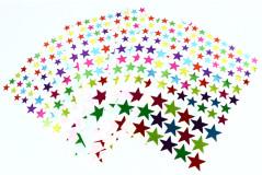 מדבקות כוכבים - מעורב