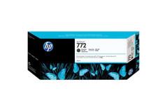 מילוי דיו מקורי HP 772 Matte Black CN635A