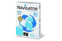 נייר צילום ממוחזר היברידי Navigator Hybridגודל A4