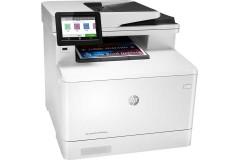 מדפסת לייזר HP Color LaserJet Pro MFP M479fdw
