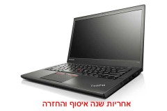 מחודש!! LENOVO ThinkPad T450S Core i5-5200U