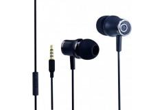 אוזניות חוטיות + מיקרופון לטלפון סלולרי Sliver Line FDH-105