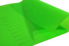 נייר שרטוט חצי שקוף צבעוני גודל A4