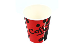 שרוול כוס מקרטון  250 מ``ל  8OZ