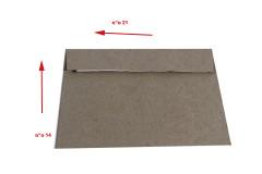 מעטפות קרפט ממוחזר גודל 14X21