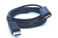 כבל DisplayPort To HDMI