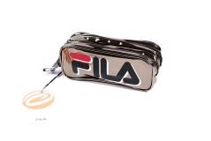 קלמר 2 תאים FILA - גליטר ברונזה 274504