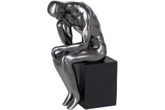 פסל אמנות יוקרתי למשרד - האיש החושב