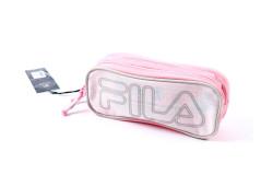 קלמר 2 תאים FILA - ורוד/לבן 274450