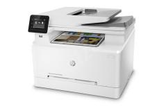 מדפסת (HP Color LaserJet Pro MFP M283fdn(7KW74A