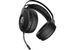 אוזניות אלחוטיות hp sombra black headset