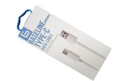 כבל הטענה USB TYPE C - 2 מטר
