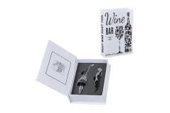 מארז אביזרים 2 חלקים ליין באריזת מתנה בצורת ספר