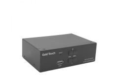 סוויטש 2 פורטים 2Ports HDMI KVM Switch 4K@30Hz