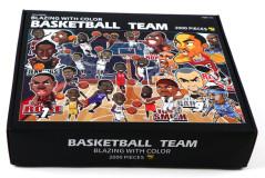 פאזל 2000 חלקים - כדורסל