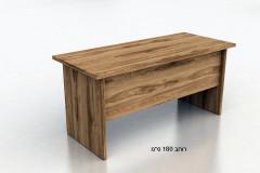 שולחן לעמדת עובד/ת EKO  רוחב 180 ס``מ צבע UD