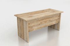 שולחן לעמדת עובד/ת EKO  רוחב 180 ס``מ צבע Safirmesse