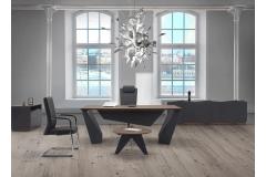 שולחן מנהל/ת VIVA אורך 2מטר  MILANO / ANTHRACITE