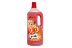אג`קס נוזל לניקוי רצפות וכללי בניחוח תפוז אדום
