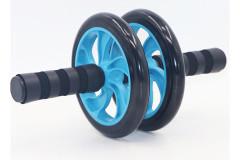 רולר 2 גלגלים כחול / שחור AB ROLLER