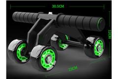 רולר 4 גלגלים AB ROLLER