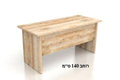 שולחן לעמדת עובד/ת EKO  רוחב 140 ס``מ צבע Safirmesse