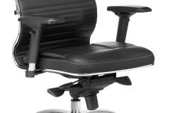 כסא מנהל ארגונומי Samurai KL-3.04  מושב מרופד ונח
